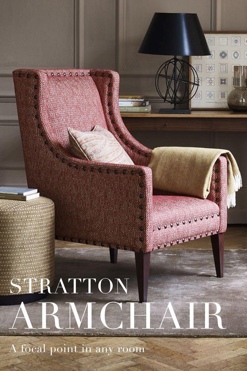 Stratton Armchair